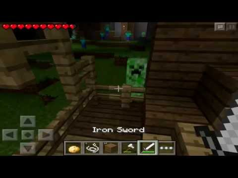 Minecraft PE Survival - Episode 8 - Making Some Changes