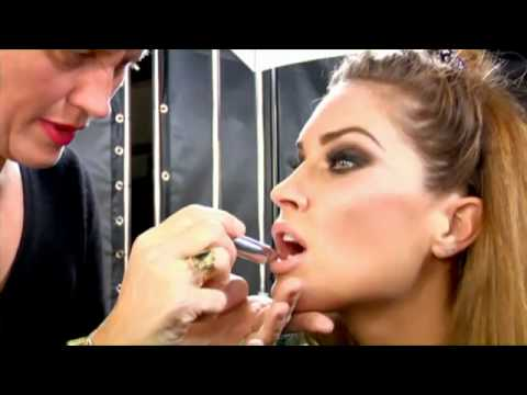 Behind The Scenes: Maybelline New York 2011 Calendar