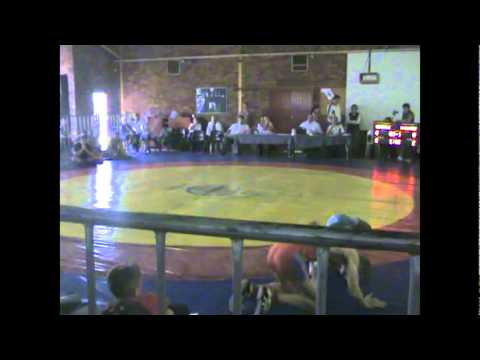 Best freestyle wrestling throws out of Africa Image 1