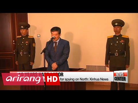 North Korea sentences American man to 10 years hard labor