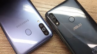 Galaxy M30 vs Asus Zenfone Max Pro M2 - Which Should You Buy ?