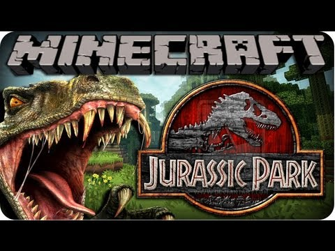 майнкрафт сервер с модом на динозавров