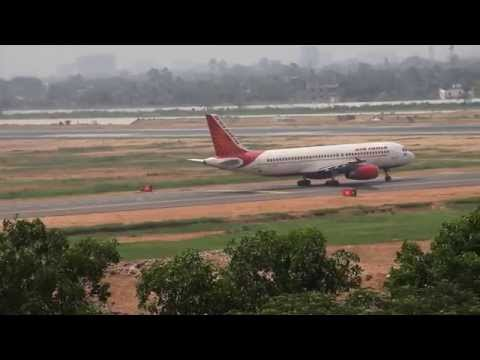 VT-EPB Airbus A320 Air India Taxiing and Take Off