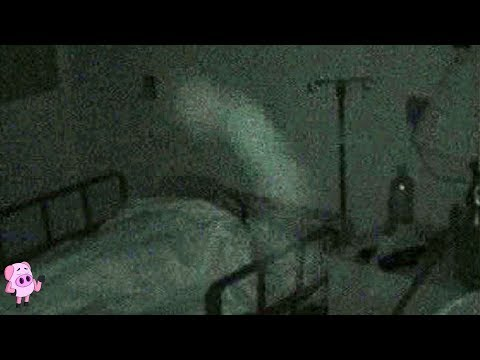 7 Scariest Things Caught on Camera While People Were Sleeping