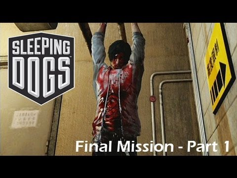 Sleeping Dogs - Final Mission - Part 1 thumbnail