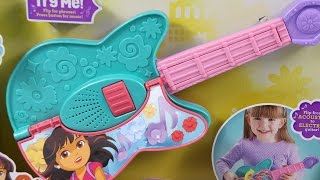 Fisher-Price - Dora and Friends - Electric Guitar / Gitara Elektryczna - BHT50 - Recenzja
