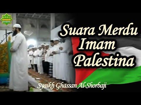 Sholat Tarawih Bersama Syaikh Ghassan (Imam Dari Gaza Palestina)