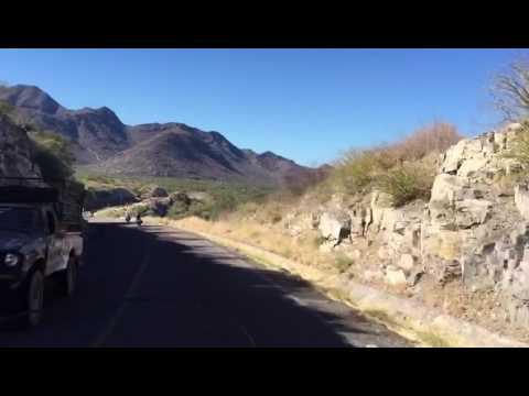 Baja California Motorradtour - Media-Reisen