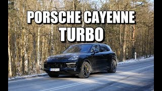 2018 Porsche Cayenne Turbo - Guilty Pleasure (ENG) - Test Drive and Review