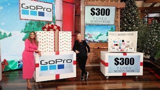Ellen Brings Black Friday to Her Audience with Amazing Giveaways