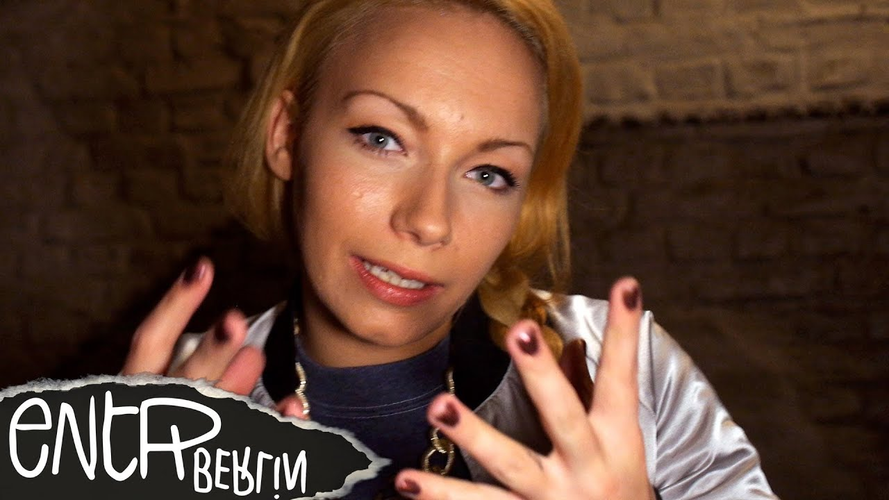 Visa Vie - The Queen Of German Rap - // One Minute With - YouTube