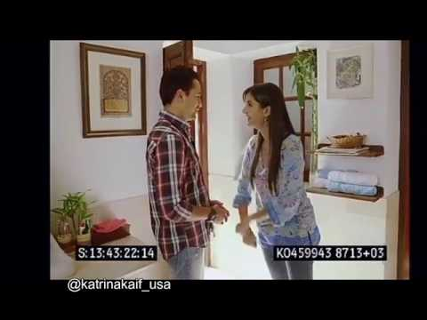 Katrina kaif - Making movei - mere Brother ki dulhan -