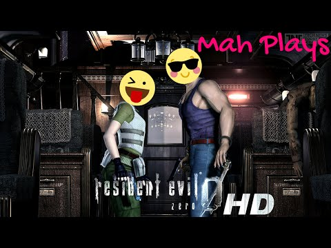 Resident Evil Zero HD Remaster The Ending + Wesker Mode (LIVE) on PS4