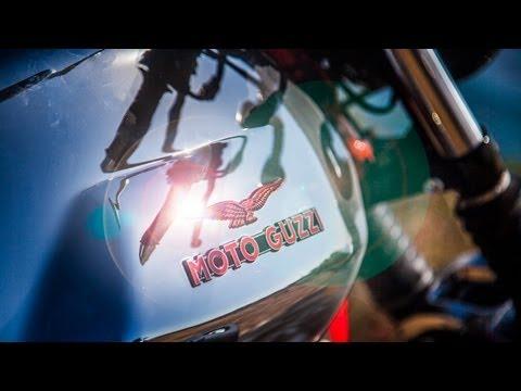 Moto Guzzi V7 Racer - MotoGeo Review