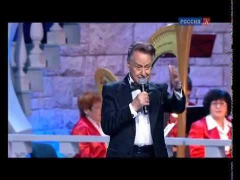 Игорь николаев на юбилейном вечере андрея дементьева, москва, 9 декабря 2013