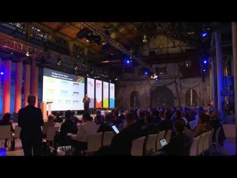 Highlights from The Bays Precinct Sydney International Summit 2014