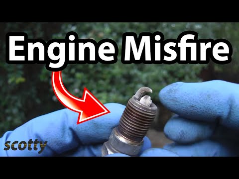 Fixing A Misfiring Engine P0301