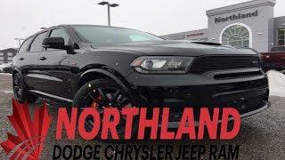 2018 Dodge Durango SRT With Chris Jurista | Northland Dodge | Auto Dealership in Prince George BC