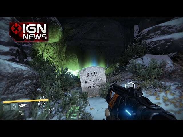Bungie Reveals Why It Really Squashed Destiny's Loot Cave - IGN News