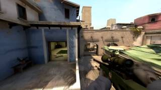 CS GO HIGHLIGHT - ACE AWP BY ADEES GHOSTER