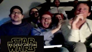 Rocket Beans TV reagiert auf den Star Wars: The Force Awakens Teaser