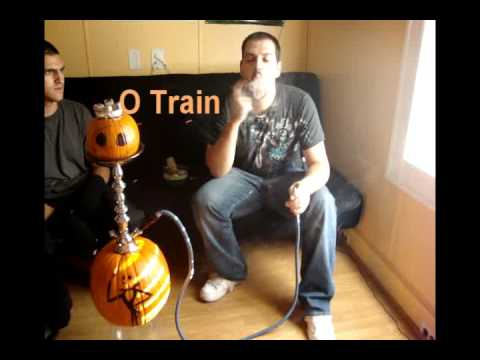 Custom Halloween Hookah, Tricks, Tips for contest! Video