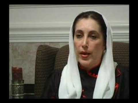 Jaiza Exclusive Benazir Bhutto Part 3