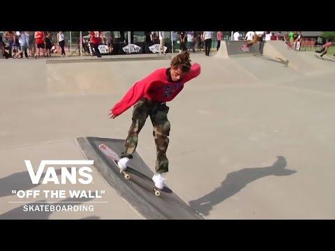 Cleveland Demo: Vans Skate Team