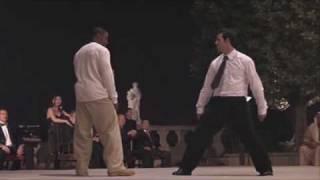 Michael Jai White Vs Matt Mullins In Blood And Bone Hd Avi