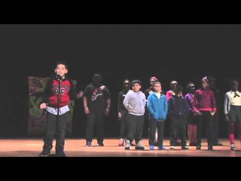 2013 DC SCORES Poetry Slam!: Tubman Elementary School