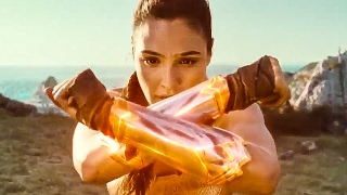 WONDER WOMAN Trailer #3 (2017) Sneak Peek