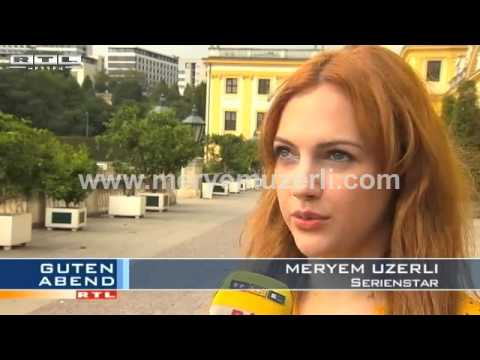 Meryem Uzerli (Meriem Userli) Röportaj / Interview
