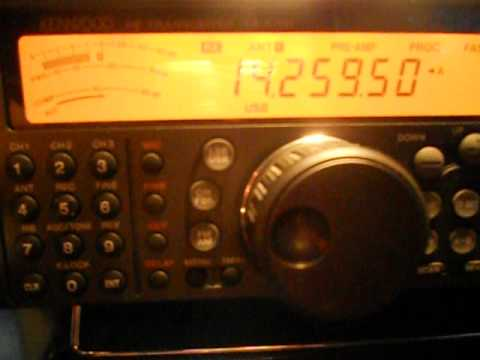 W1HP - PHILIPS AMATEUR RADIO CLUB- USA - 22:56 utc - 07-Sep-2012 - 20 meters band
