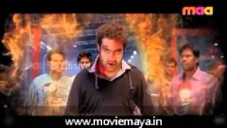 ntr Oosaravelli movie dialog