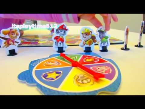 Nickelodeon PAW PATROL✔️ ADVENTURE GAME Race to the Rescue | itsplaytime612