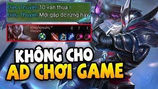 Trận Đấu Sẽ Ra Sao - NAKROTH MSuong Không Cho AD Team Địch Chơi Game