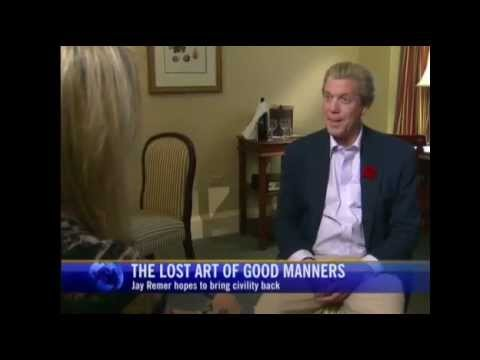 "CTV Special Report ""The Lost Art of Good Manners"""