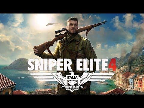 Прохождение Sniper Elite 4  Часть 1 | Life