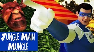 Commander Safeguard | Jungle Main Mungle | New Episode | Cartoon Central