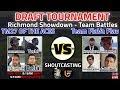 Richmond Va - Open Team Draft Tournament Nov 10, 2019