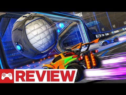 Rocket League Review (2017)