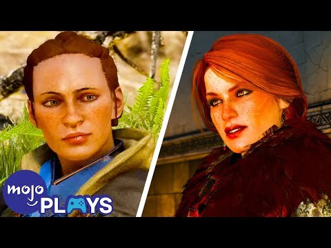 Video Game Characters We Want to Romance But Can't
