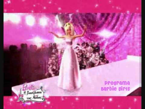 Barbie Fashion Show Music Barbie A Fashion Fairytale