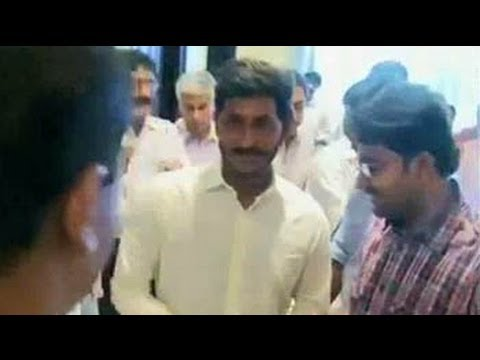 Jagan Mohan Reddy arrested, family protests
