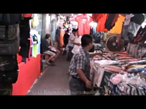 Ratchathewi District, Pratunam, Pratunam Market, Phetchaburi road,  Bangkok, Thailand.  ( 5 )