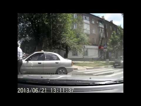 Белгород ДТП (21.06.2013)