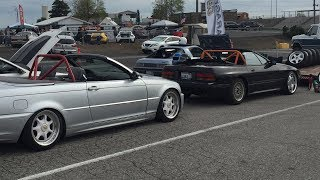 Spring Matsuri Drift Event with Garage 52