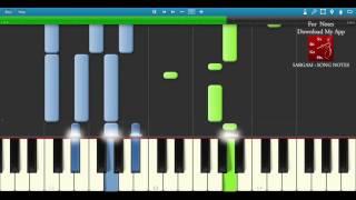 Tum Ho Toh Lagta Hai    Amaal Mallik Feat. Shaan   Easy Piano Tutorial