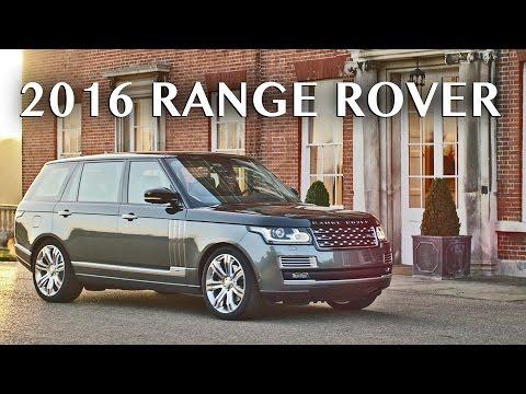 2016 Range Rover SVAutobiography - Official trailer