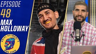 Max Holloway unsure if he's leaving 155 behind | Ariel Helwani's MMA Show